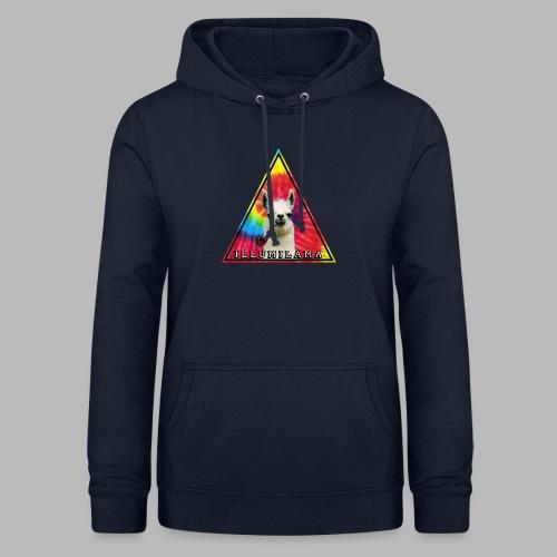 Illumilama logo T-shirt - Women's Hoodie