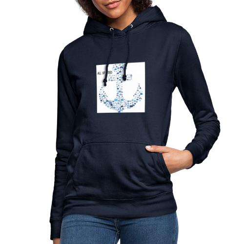 ALL UP STEED - Frauen Hoodie