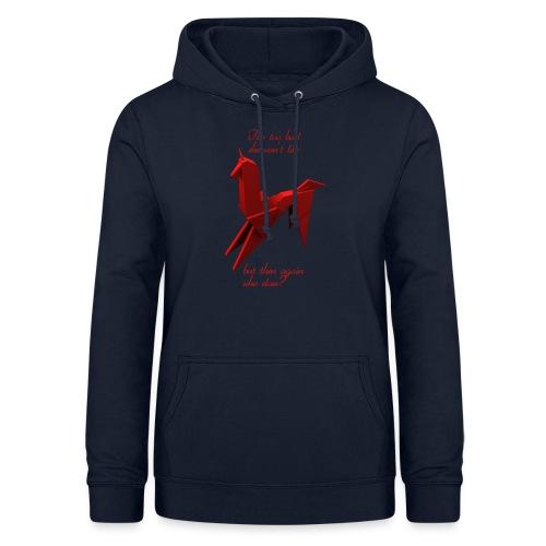 UnicornioBR2 - Sudadera con capucha para mujer