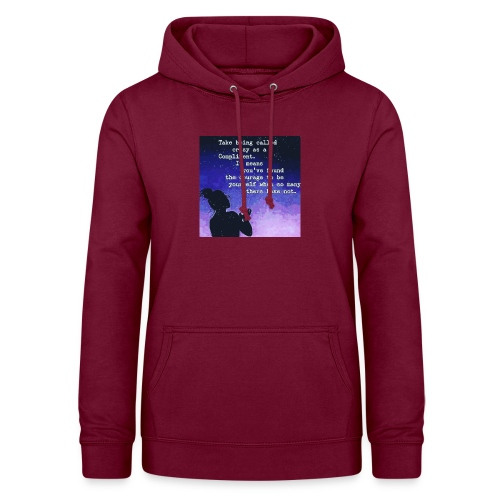 Pegasus - Dame hoodie