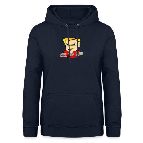 t j merch - Dame hoodie