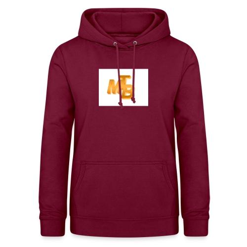 mtb logo gold - Frauen Hoodie