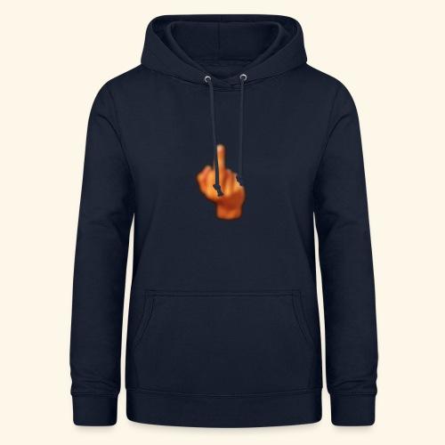 finger - Frauen Hoodie