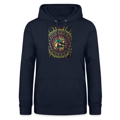 Rasta lion - Frauen Hoodie