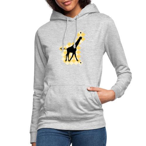 GiraffeSquare - Naisten huppari