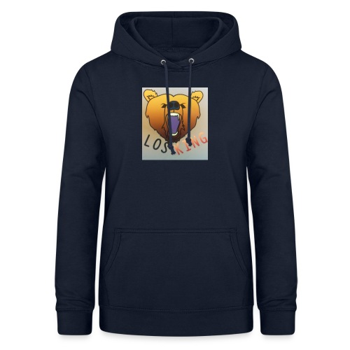 L.K - Sudadera con capucha para mujer
