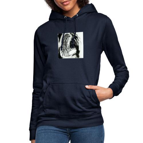 Dreadlock girl - Vrouwen hoodie