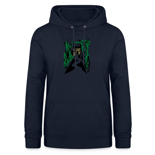 HALLOWEEN SPOOKY HAUNTED MANSION 2017 - Frauen Hoodie