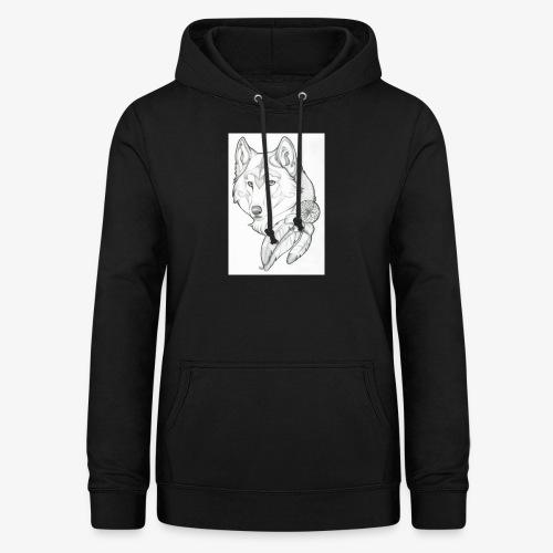 wolf - Vrouwen hoodie