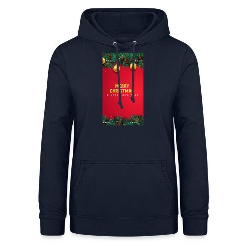 Merry Christmas - Frauen Hoodie