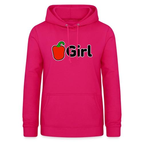 Paprika Girl logo - Vrouwen hoodie