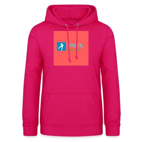 Logo ufficiale - Felpa con cappuccio da donna