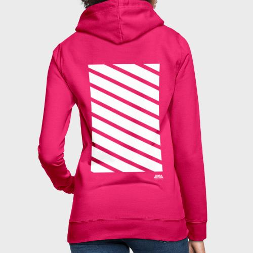 Zebra Nation (Stripes) 2019 Collection - Women's Hoodie