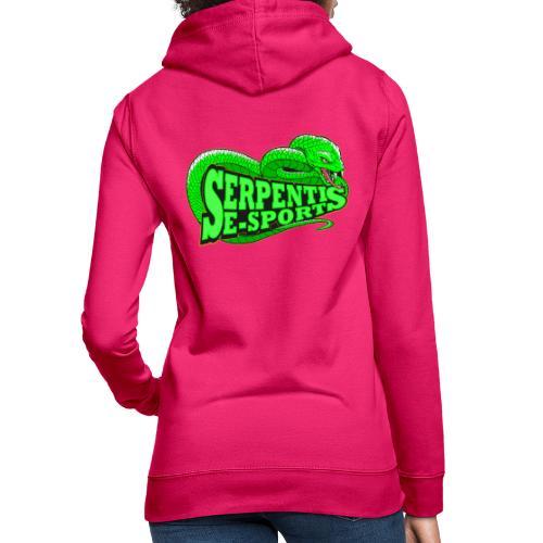 Serpentis E-Sport - Frauen Hoodie