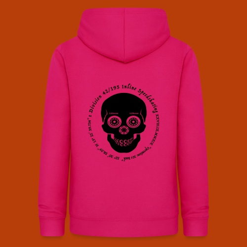 Skull Divisoin42 - Frauen Hoodie