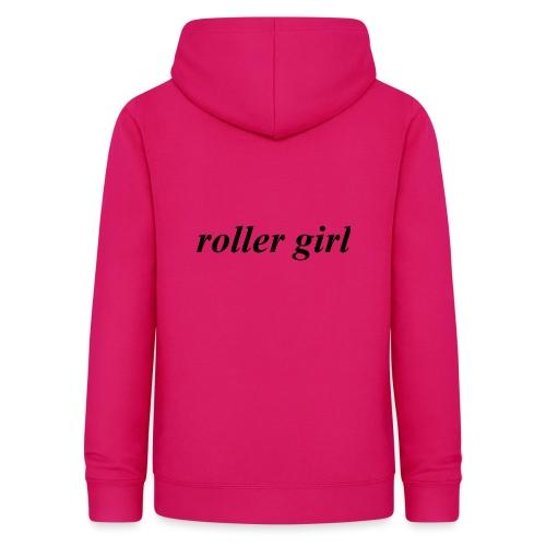 roller girl ♥ - Luvtröja dam
