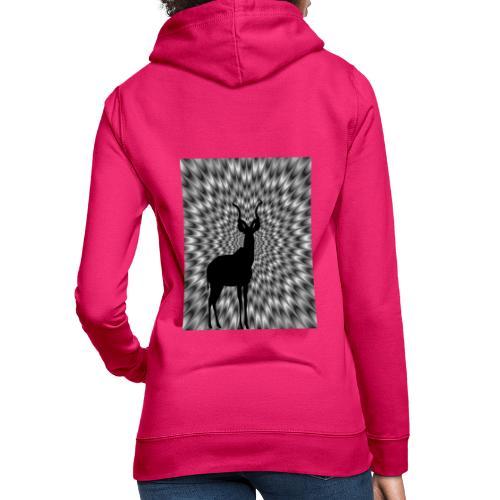 PS 2X - Sudadera con capucha para mujer