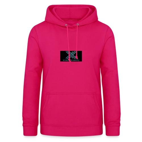 xfreezem4xz design - Frauen Hoodie
