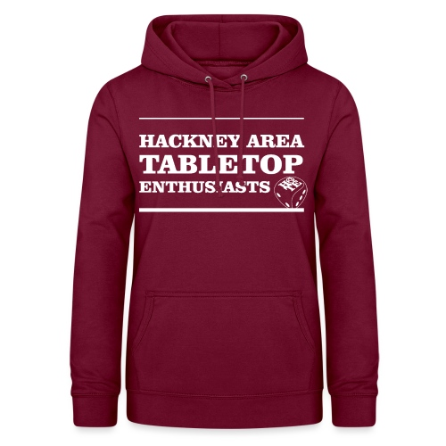 SPELLING IT OUT WHITE - Women's Hoodie