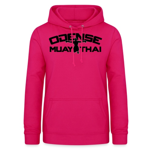 OMT LOGO2012 SORT 08 08 2 2 - Dame hoodie