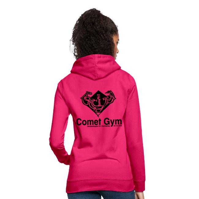 Comet Gym info r4