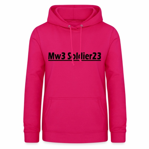 Mw3_Soldier23 - Women's Hoodie