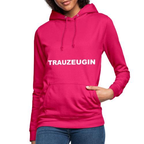 JGA - Trauzeugin - Frauen Hoodie