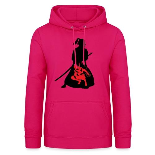 Samourai - Sweat à capuche Femme