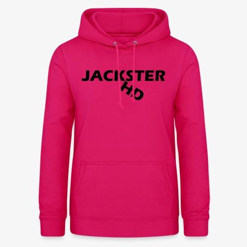jacksterHD shirt design - Women's Hoodie