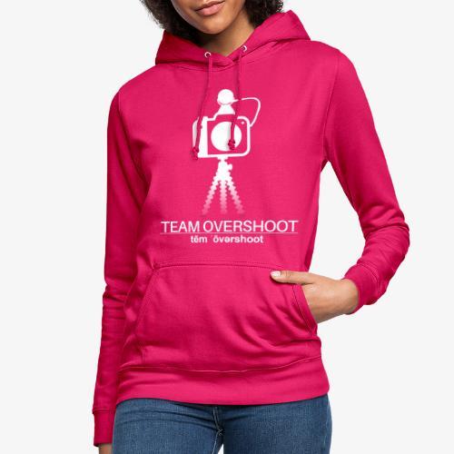 Team Overshoot Gross - Frauen Hoodie