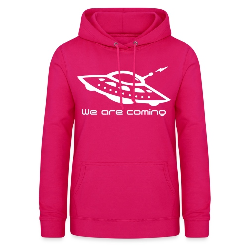 We Are Coming - Women's Hoodie