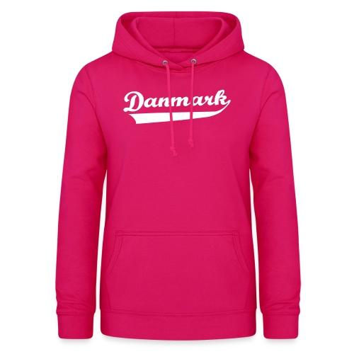 Danmark Swish - Dame hoodie