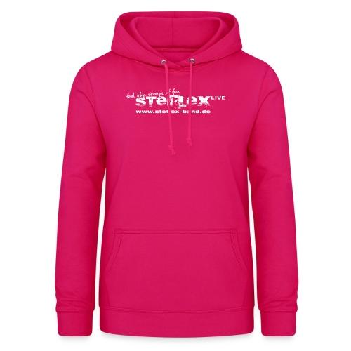 Steflex Full Logo - Frauen Hoodie