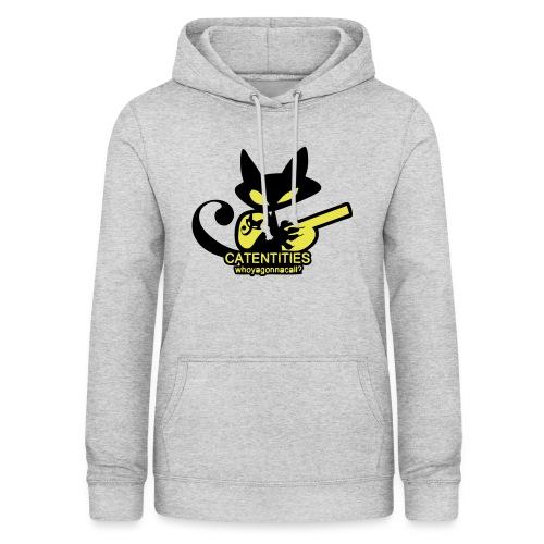 CATENTITITES - Vrouwen hoodie