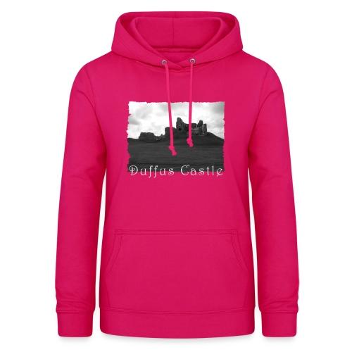 Duffus Castle #1 - Frauen Hoodie