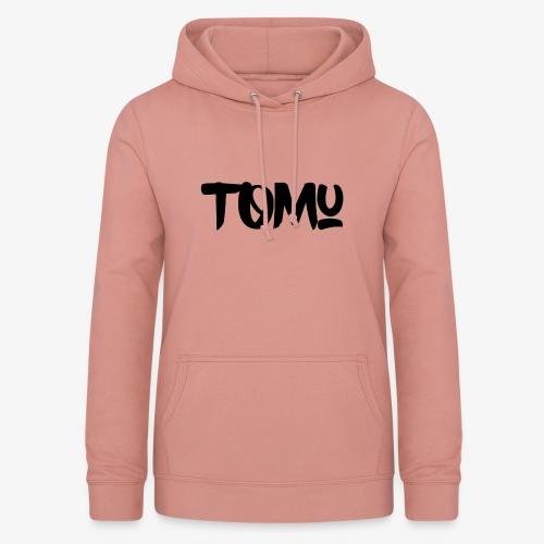 Tomu Logga - Luvtröja dam