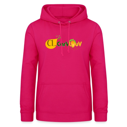 CarVlouV - Sudadera con capucha para mujer