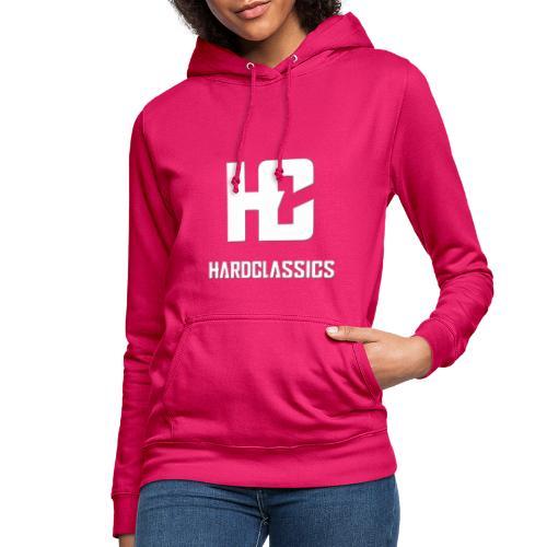 HC tekst logo - Vrouwen hoodie