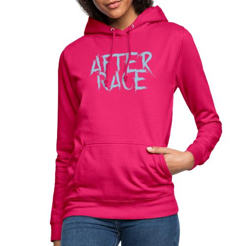 After Race - Frauen Hoodie