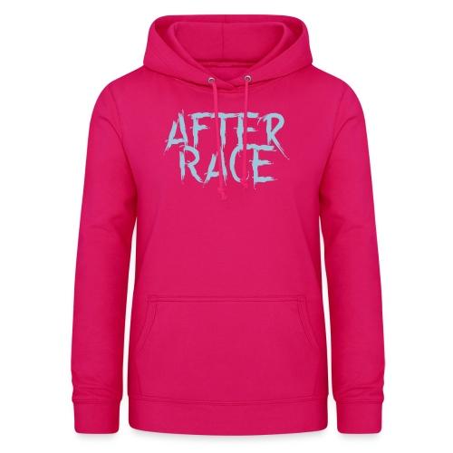 After Race - Frauen Hoodie
