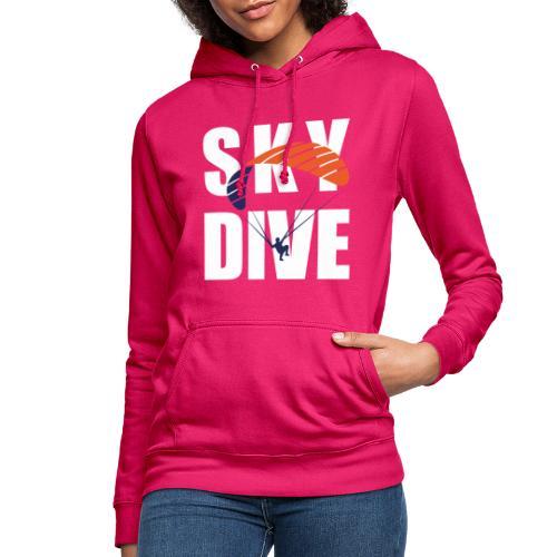 SkyDive - Frauen Hoodie