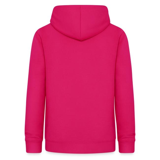 Vorschau: Vorsicht vor dem Frauchen - Frauen Hoodie