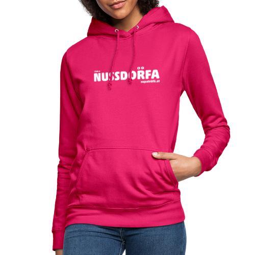 NUSSDORFA - Frauen Hoodie