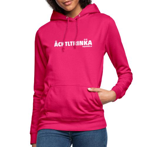 achtltrinka - Frauen Hoodie