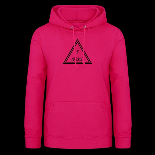 5nexx triangle - Vrouwen hoodie