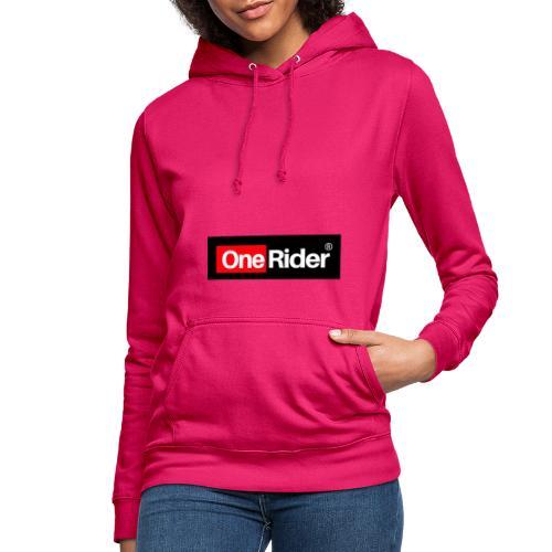 Colección OneRider® - Sudadera con capucha para mujer