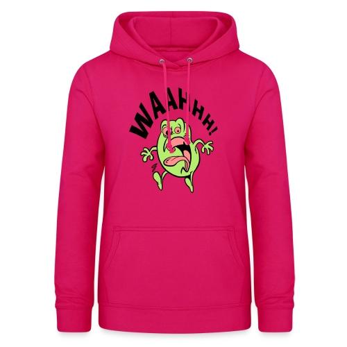 schrik momentje - Vrouwen hoodie