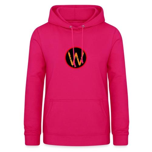 Wasome - Sudadera con capucha para mujer