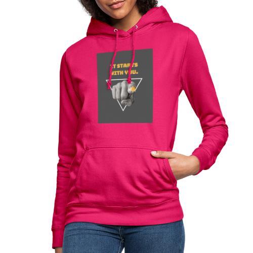 t-shirt tendence otone-hiver 2019-2 - Sweat à capuche Femme