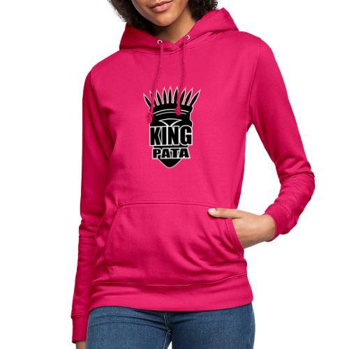 KING PATA - Frauen Hoodie
